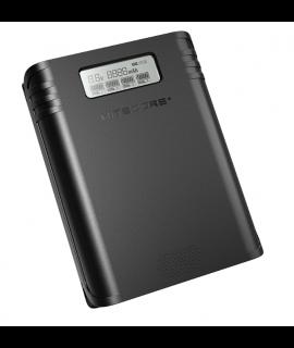 Nitecore F4 powerbank / carregador de bateria