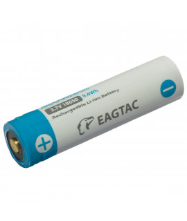 EagleTac 18650 2600mAh (protected) - 10A