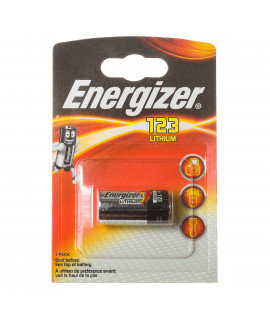 Energizer CR123A - Em Blister
