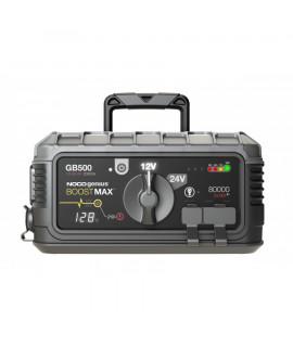 Acionador de partida de salto Noco Genius Boost Max GB500 12V / 24V - 20.000A