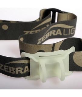 H52/H53/H502/H503 Headband com suporte de silicone que brilha no escuro