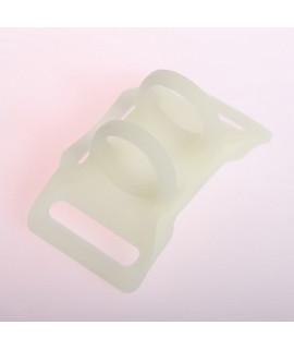 Suporte de silicone que brilha no escuro para H52/H53/H502/H503