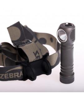 Zebralight H600c Mark IV XHP50.2 4000K High CRI Lanterna de Cabeça