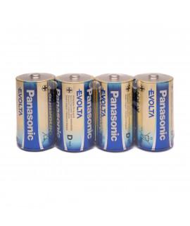 4 D Panasonic Evolta