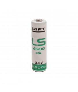 SAFT LS14500 / AA Bateria de lítio  - 3,6V