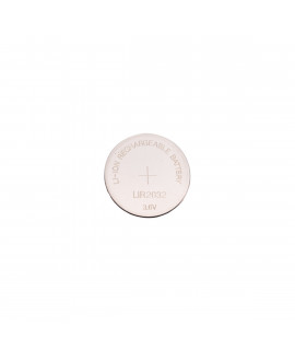 Célula de íon de lítio recarregável LIR2032 - 3.6V