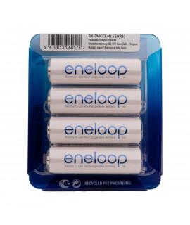 4 Eneloop AA - Embalagem deslizante - 1900mAh