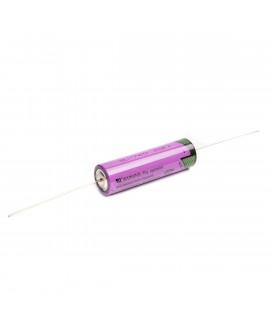 Tadiran SL-760 / AA com fios de solda (CNA) - 3.6V