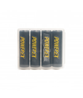 4 AA Maha Powerex Precharged - 2450mAh