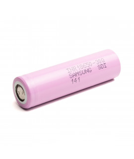 Samsung INR18650-30Q 3000mAh - 15A - Remodelado
