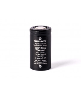 Keeppower IMR 18350 750mAh - 8A