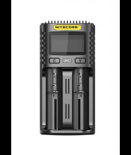 Carregador de bateria USB Nitecore UMS2