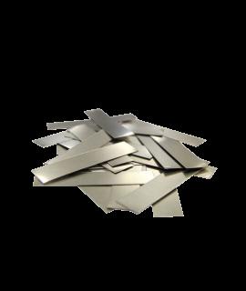 Tira de soldar de níquel - recortada - 6mm*0.20mm