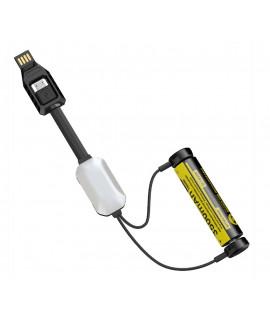 Nitecore LC10 powerbank / carregador de bateria