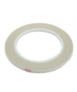 Fita adesiva de resistência de alta temperatura branca até 100 ° C