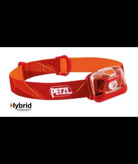 Petzl Tikkina Lâmpada de Cabeça Vermelha - 250 Lumen