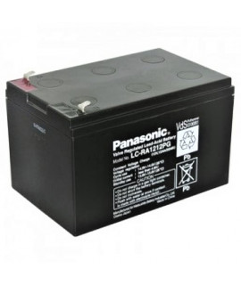 Panasonic 12V 12Ah Bateria acidificada ao chumbo
