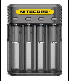 Nitecore Q4 carregador de bateria - Blackberry