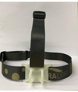 H51/H52/H53/H502/H503 Headband com suporte + melhor banda de silicone que brilha no escuro