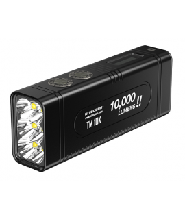 Nitecore Tiny Monster TM10K 10.000 Lumens