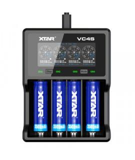 XTAR VC4S carregador de bateria