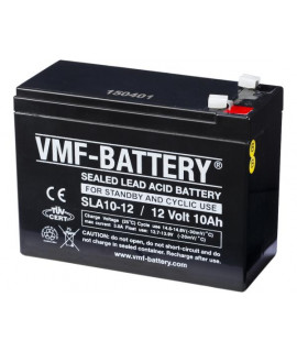 VMF 12V 10Ah Bateria chumbo-ácido