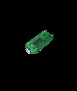 Nitecore Tip CRI - Luz da corrente chave - verde