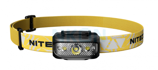 Nitecore NU17 - Lampe frontale - USB rechargeable