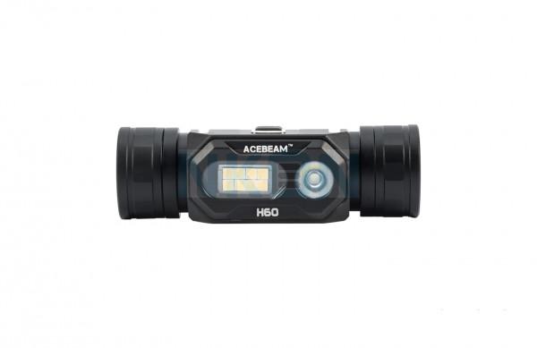 Lampe frontale Acebeam H60 (6500K)