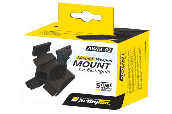 Armytek Magnet Weapon Mount AWM-03