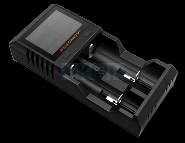 Chargeur de batterie Folomov A2