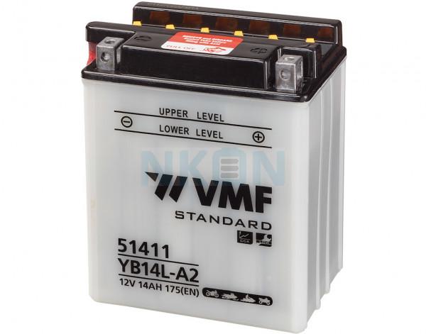 VMF Powersport 12V 14Ah Batterie au plomb