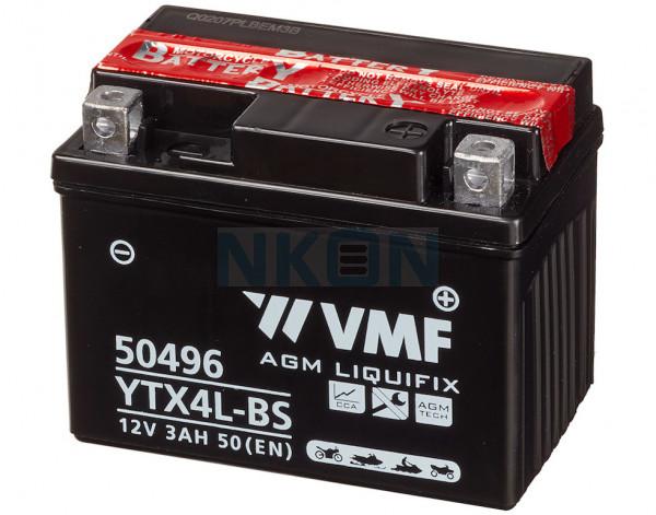 VMF Powersport MF 12V 3Ah Batterie au plomb