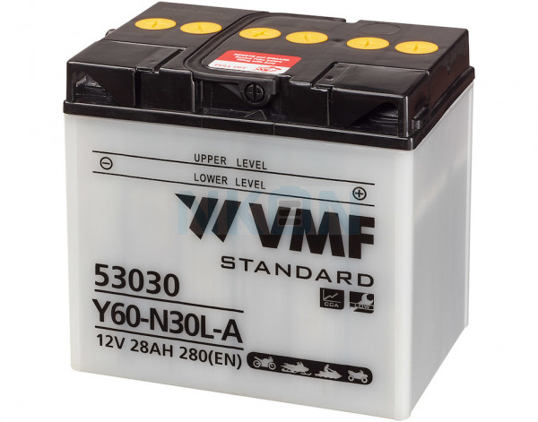VMF Powersport 12V 28Ah Batterie au plomb