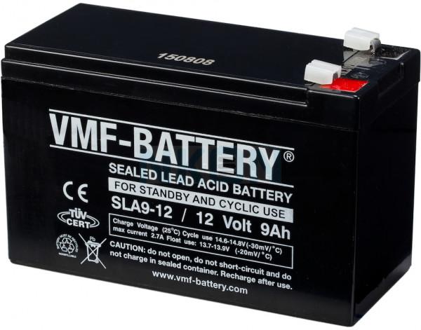 VMF 12V 9Ah batterie au plomb