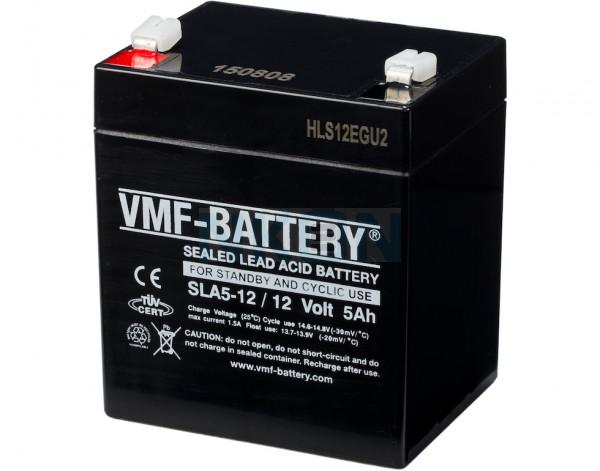VMF 12v 5Ah Batterie au plomb