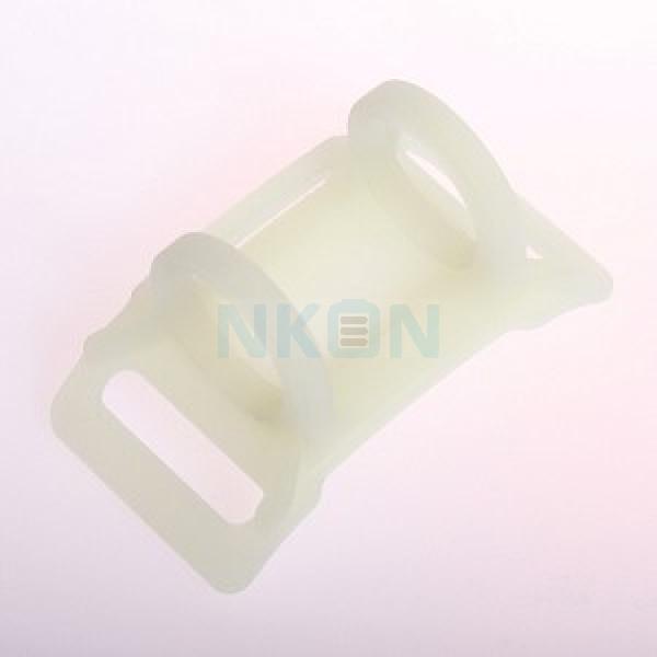 H600 support en silicone sombre