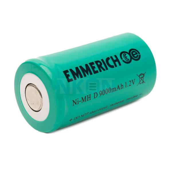 D Emmerich - 9000mAh