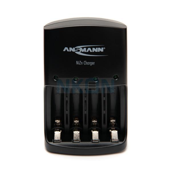 Ansmann chargeur de batterie nickel-zinc