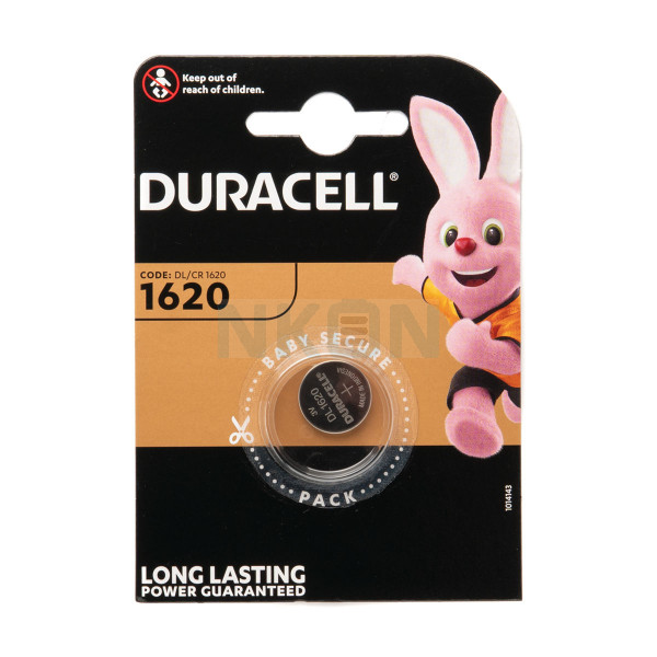 Duracell CR1620 - 3V