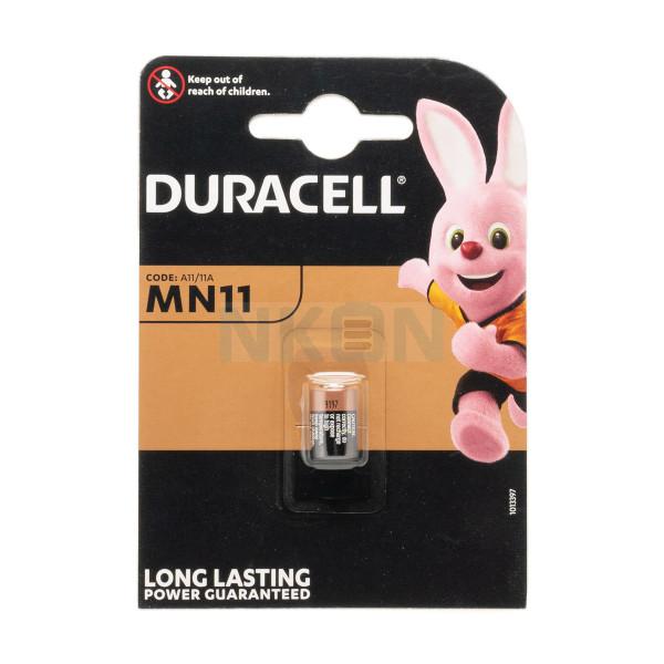 Duracell MN11 (A11 / 11A) - 6V