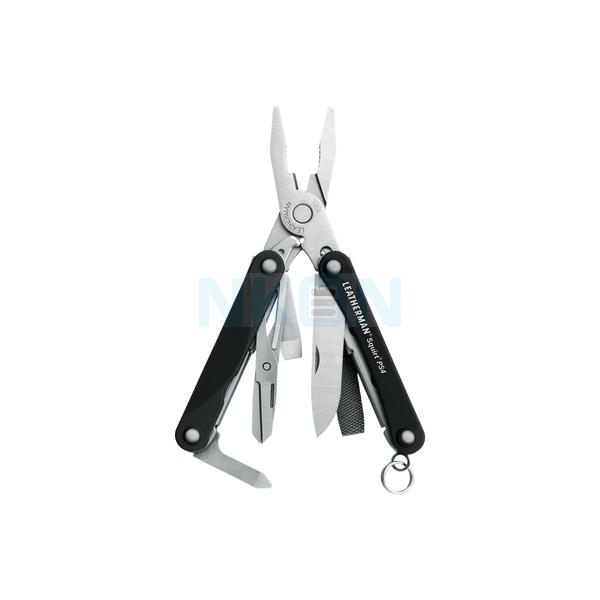 Leatherman - Porte-clés PS4 Squirt - Outil multifonction