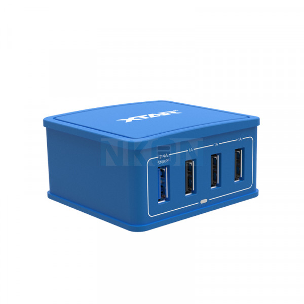 Chargeur USB XTAR 4U