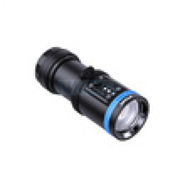 XTAR D30 4000 Lampe de poche de plongée