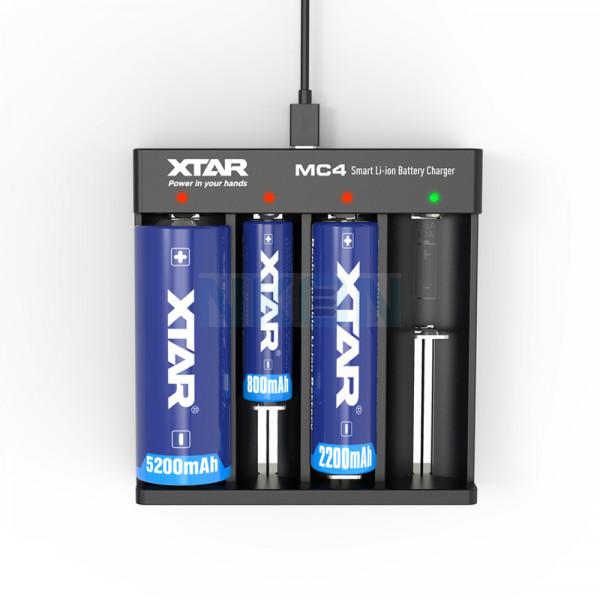 XTAR MC4 Chargeur de batterie