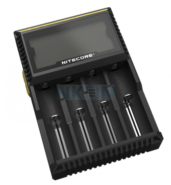 Nitecore Digicharger D4 EU chargeur de batterie