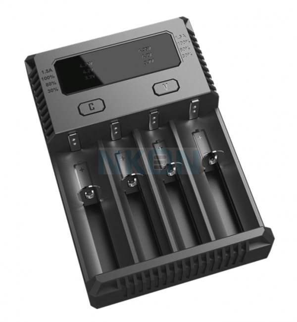 Nitecore Intellicharger i4 Chargeur de batterie