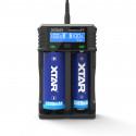 Chargeur de batterie XTAR SV2 Rocket