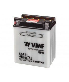 VMF Powersport 12V 14Ah Batterie au plomb