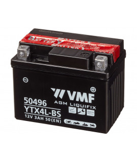 VMF Powersport MF 12V 3Ah Batterie au plomb